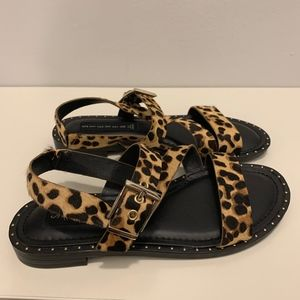 Womens Steven by Steve Madden Sandals - Size 6.5
